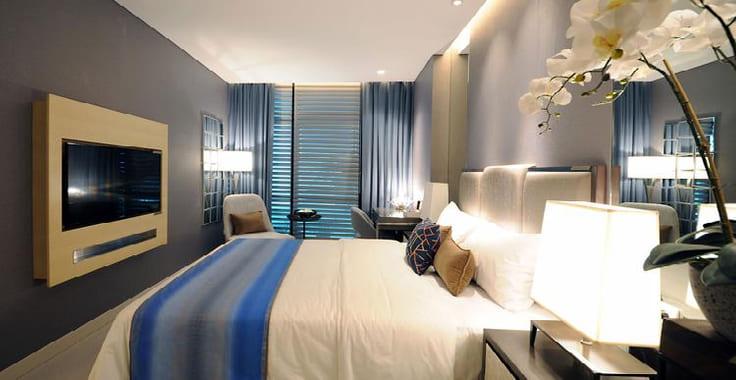 2BR-B View Bedroom